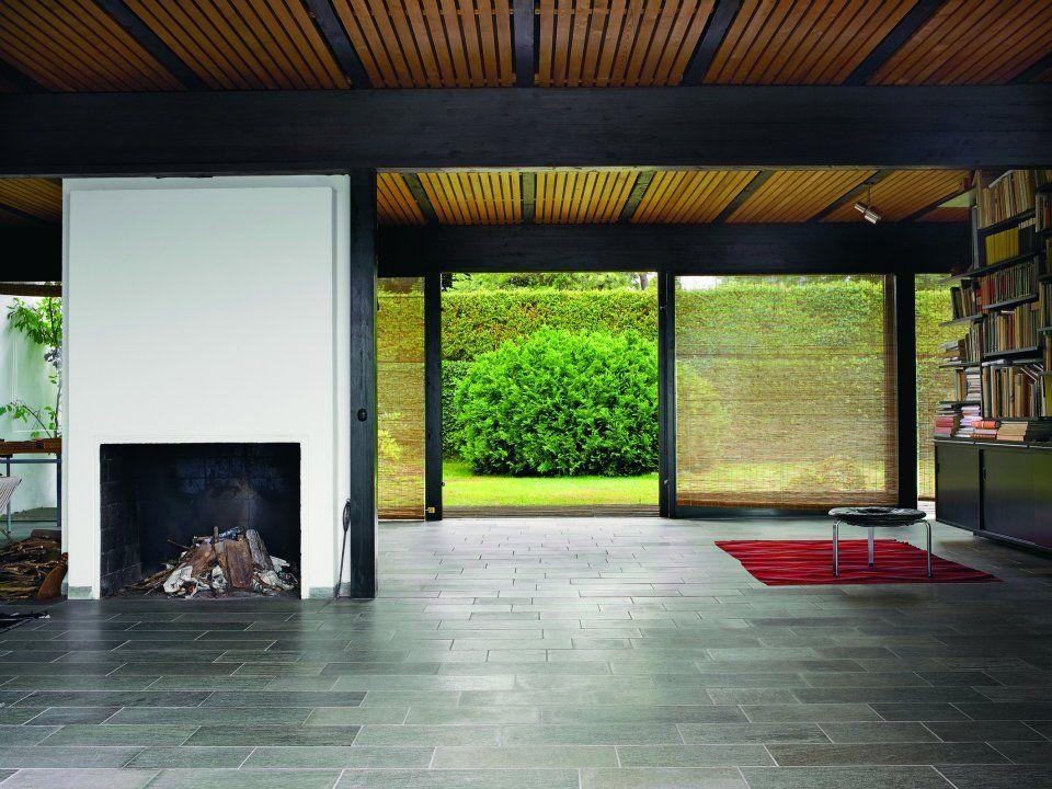 Halldor gunnl gsson arkitekt eget hus rungsted for Arkitekt design home