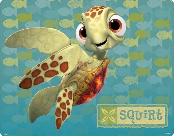 squirt finding nemo Endangered Animals of Finding Nemo: Green Sea Turtles | Ocean of.