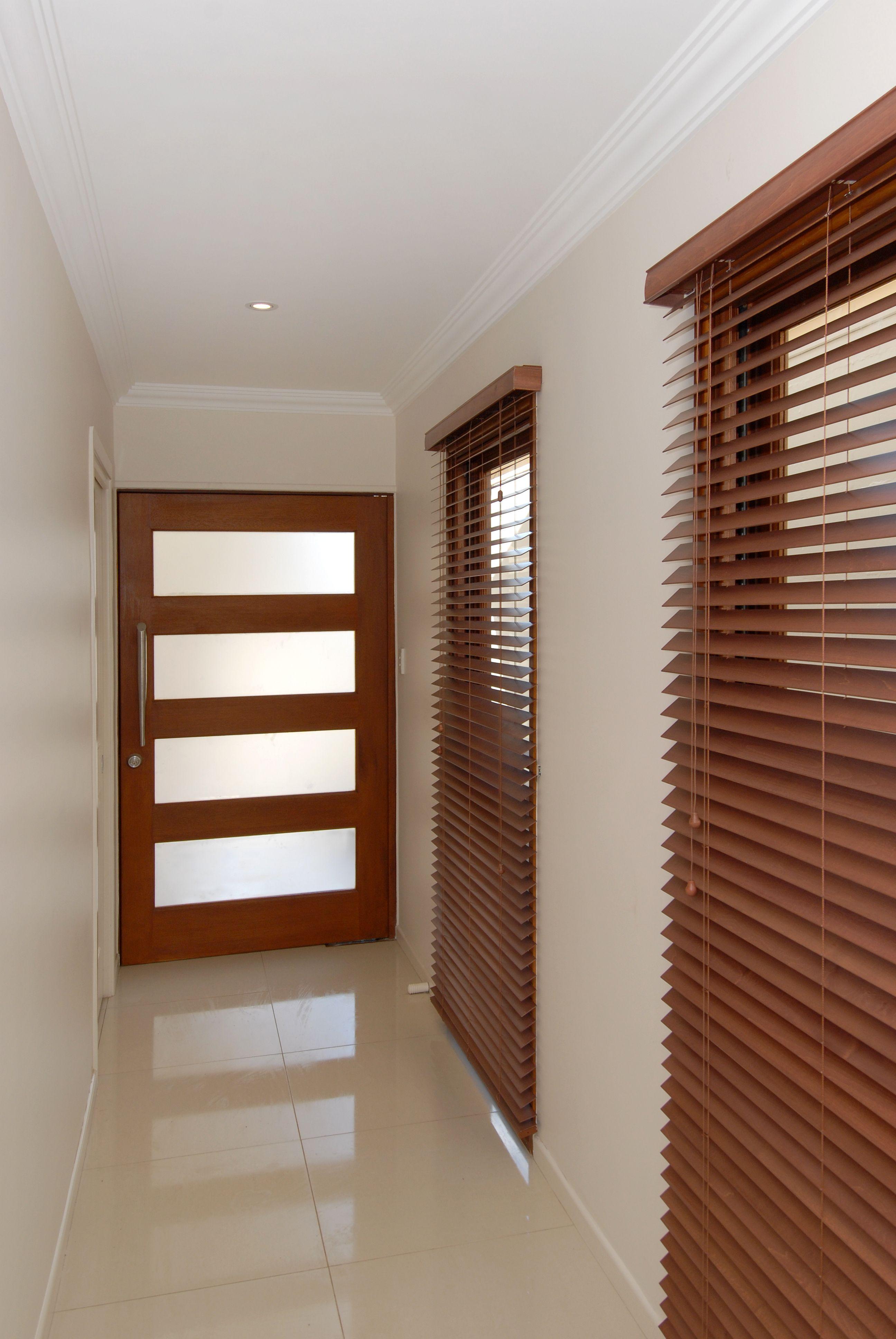 Solid Timber 4 Lite Pivot Entry Door Doors Amp Windows