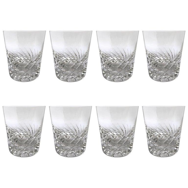 Saint Lambert Jewel Tone Wine Glasses