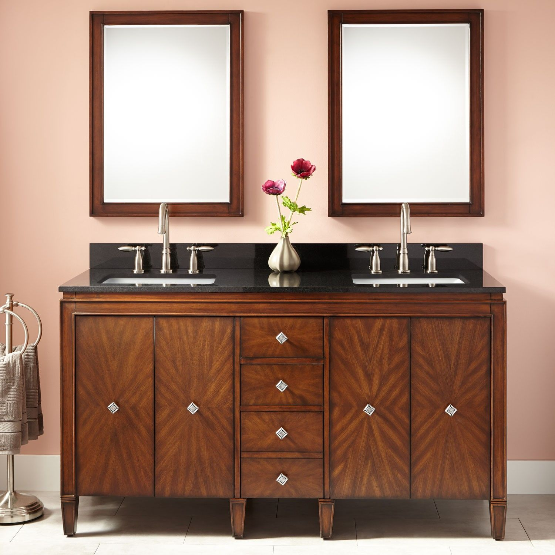 61 Allerton Vanity For Rectangular Undermount Sinks