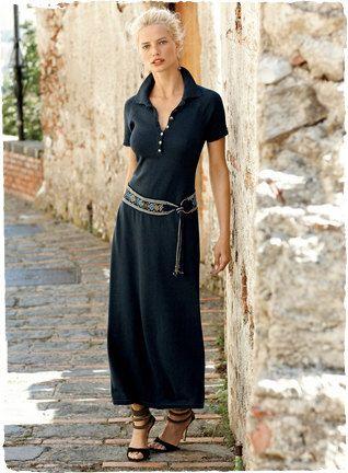 Sojourner Pima Cotton Dress. Peruvian Connection.