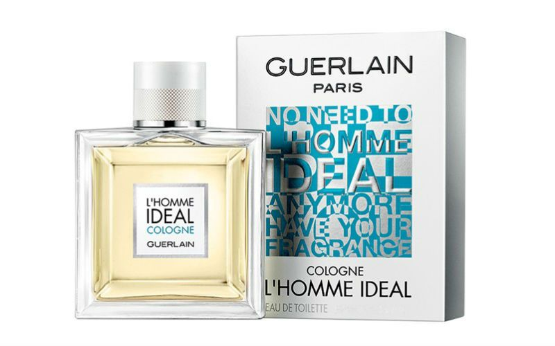 L Homme Ideal Cologne Is The Perfect Present For A Touch Of Masculine Elegance Guerlain Lhommeideal Lhommeidealcologne Fragrance Guerlain Fragrance Cologne