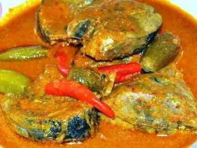 Resep Gulai Ikan Tongkol Masin Aceh Khas Padang Bumbu Balado Sup Ikan Resep Ikan Gulai