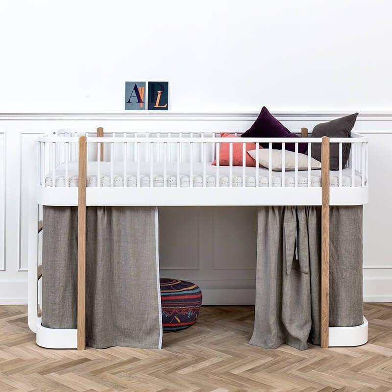 Hochbett Fürs Kinderzimmer. Skandinavisches Design Von Oliver Furniture,  Sanders Und Oeuf NYC. Hochbetten
