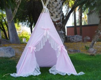 Purpleholic Kids teepee tent/kids play tent/girls by TucsonTeepee : play tents for girls - memphite.com