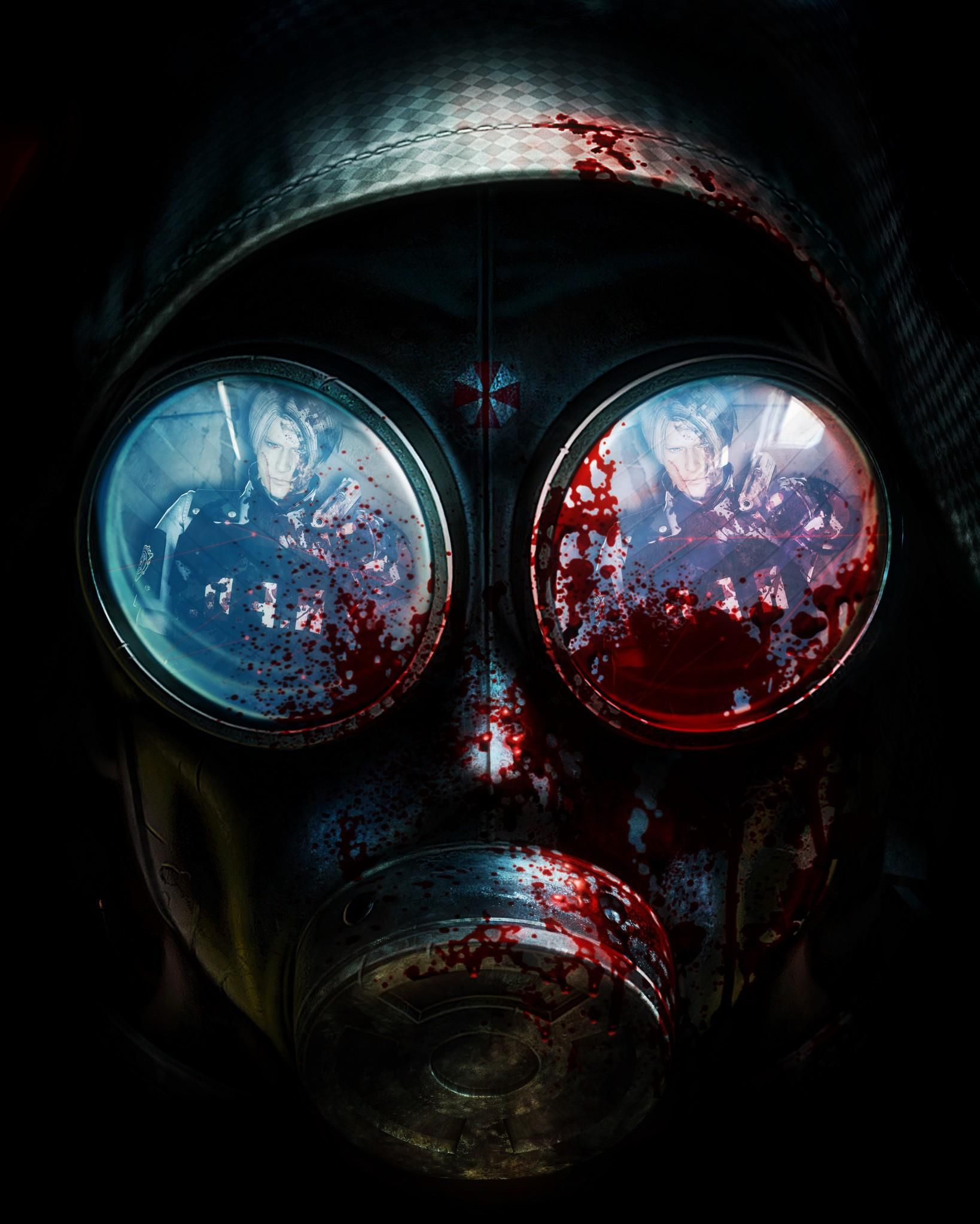 Resident Evil, Imagenes De Venom Y