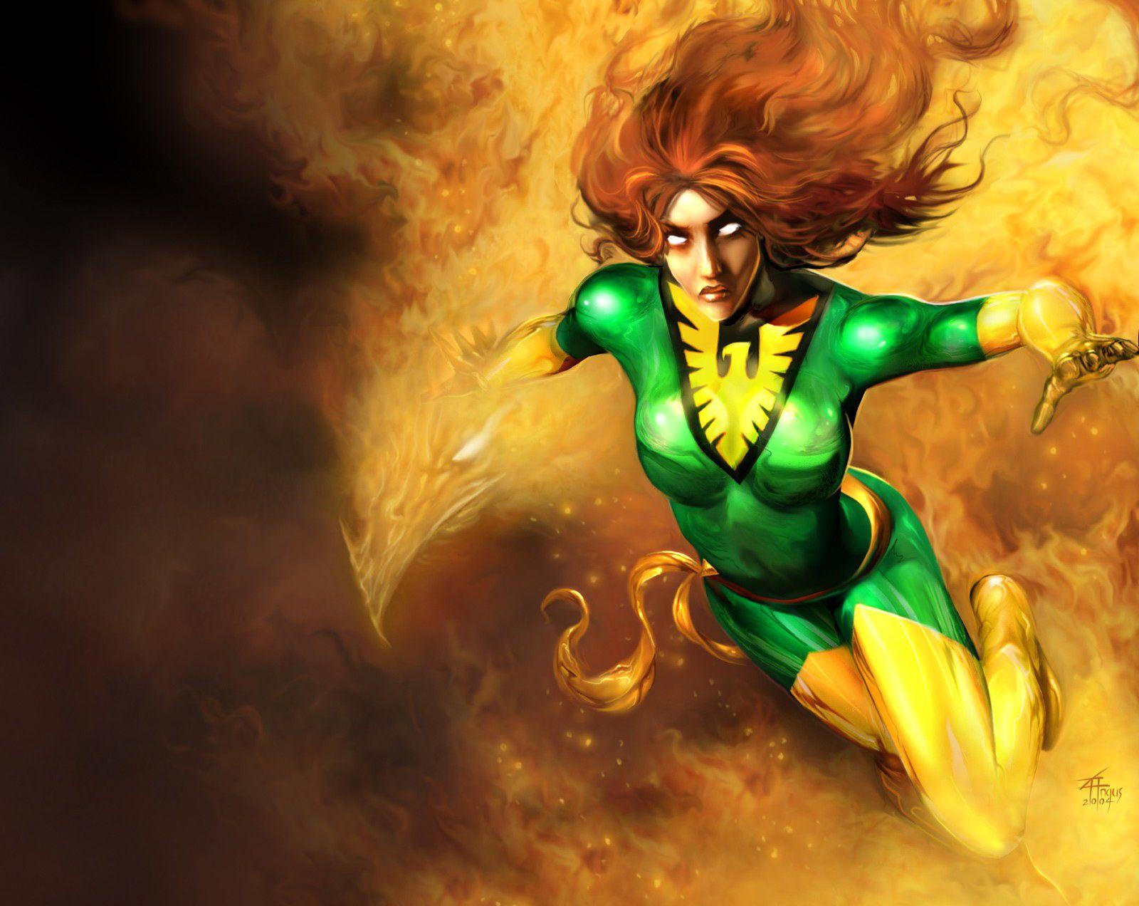 X Men Legends Ii Rise Of Apocalypse Dark Phoenix Phoenix Wallpaper Jean Grey