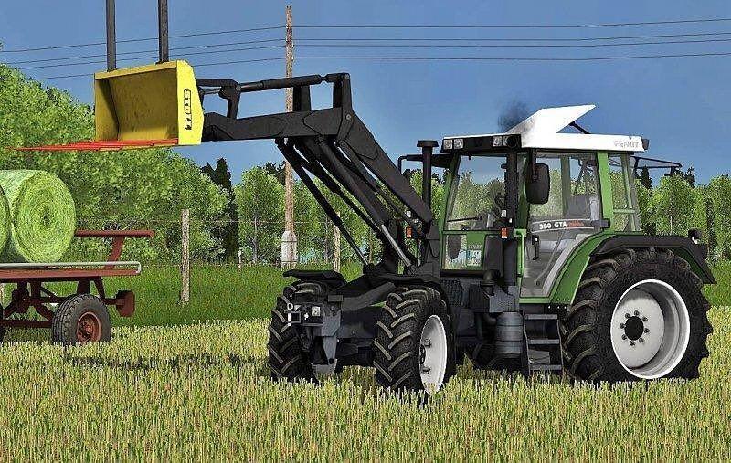 Hauling Bales Fs17 Farming Simulator Instagram Posts Instagram