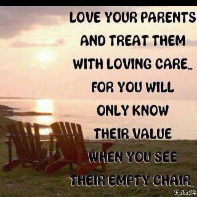 Pin By Gloria Franco On Family Love Your Parents Words Inspirational Quotes