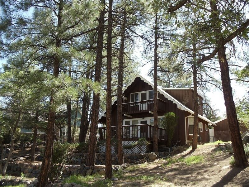 Chalet vacation rental in prescott from