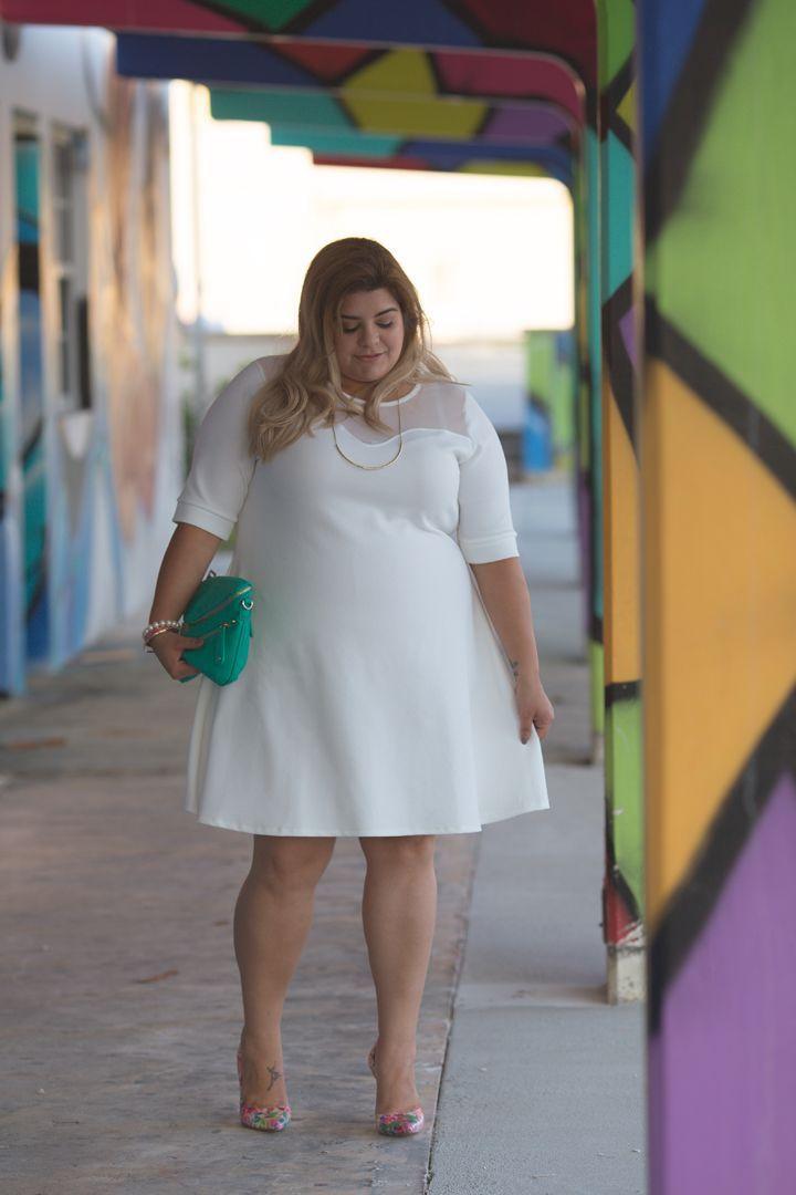 Plus Size Fashion Brautkleid | Hochzeitskleider nähen für große ...