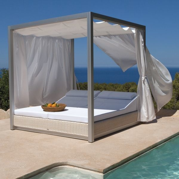 interesting outdoor beds with canopy. Cool Outdoor Daybeds With Canopy Designs  Pinterest