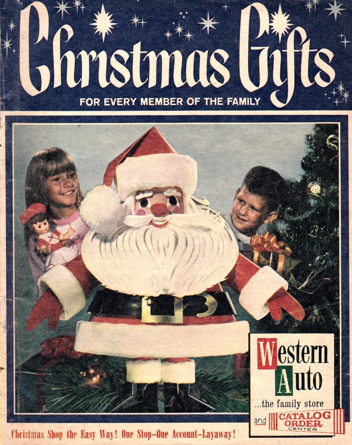 Western Auto\'s Family Store Christmas Gifts catalog, November 10th ...