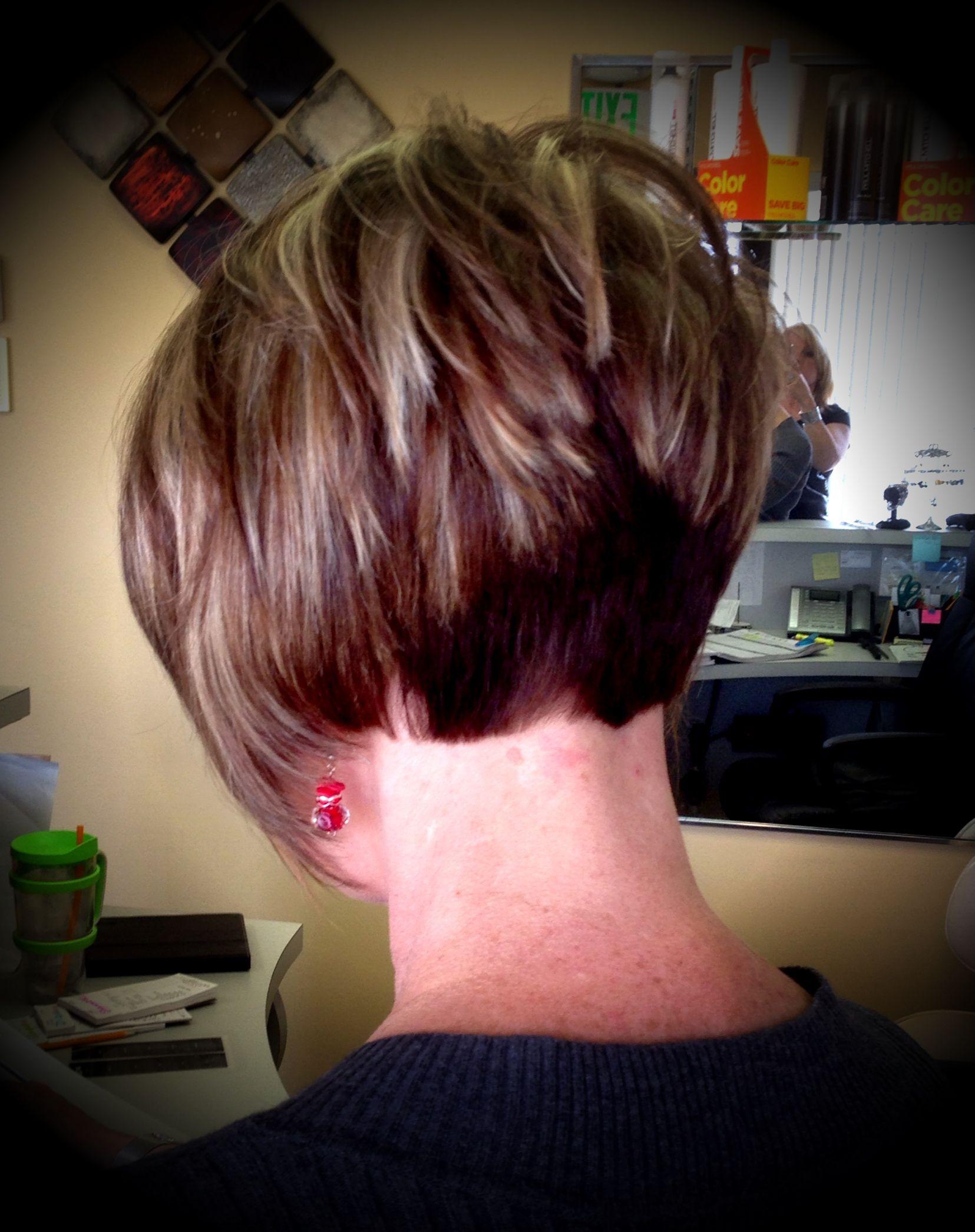 Neckline Haircut For Ladies : neckline, haircut, ladies, Neckline, Short, Hairstyles,, Styles,, Asymmetrical, Haircut