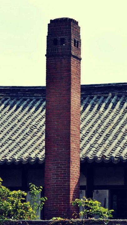 Chimney @ DamYang S. Corea 담양 창평 슬로시티에서...