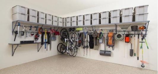 Garage Organization Garage Storage Solutions Garage Shelving