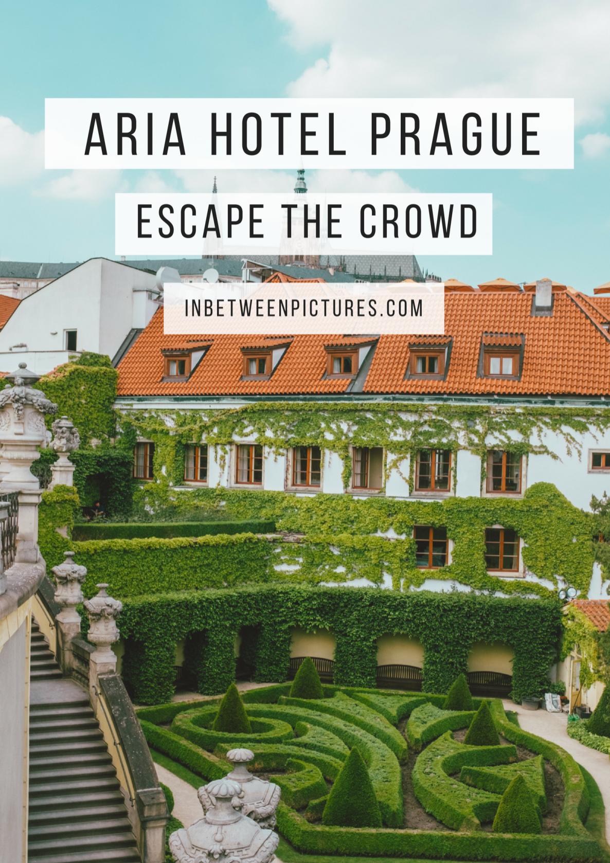 How To Escape The Crowd In Prague Aria Hotel Europa