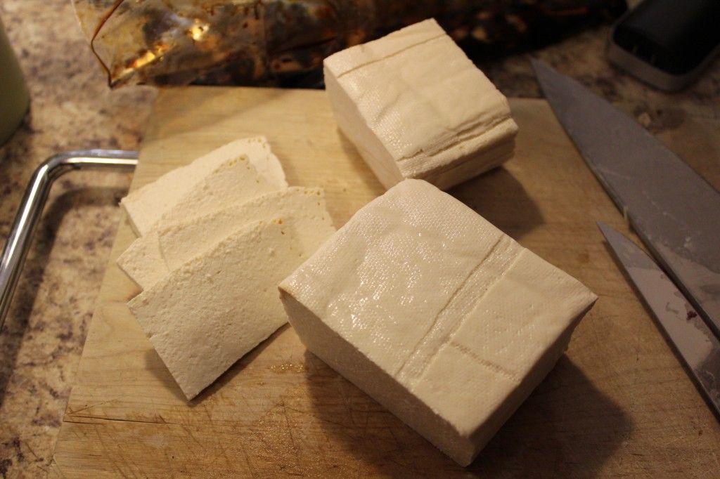Dehydrated Tofu Appalachian Trail Recipes Tofu