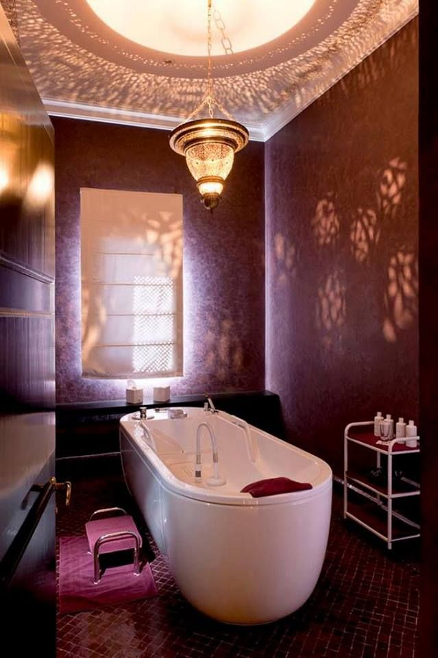 Collection des plus belles salles de bain style oriental | Salle ...