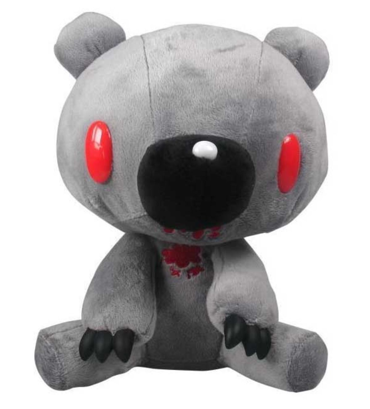 Gloomy Bear 10/'/' Pink Belly Flop Halloween Prisoner Taito Plush