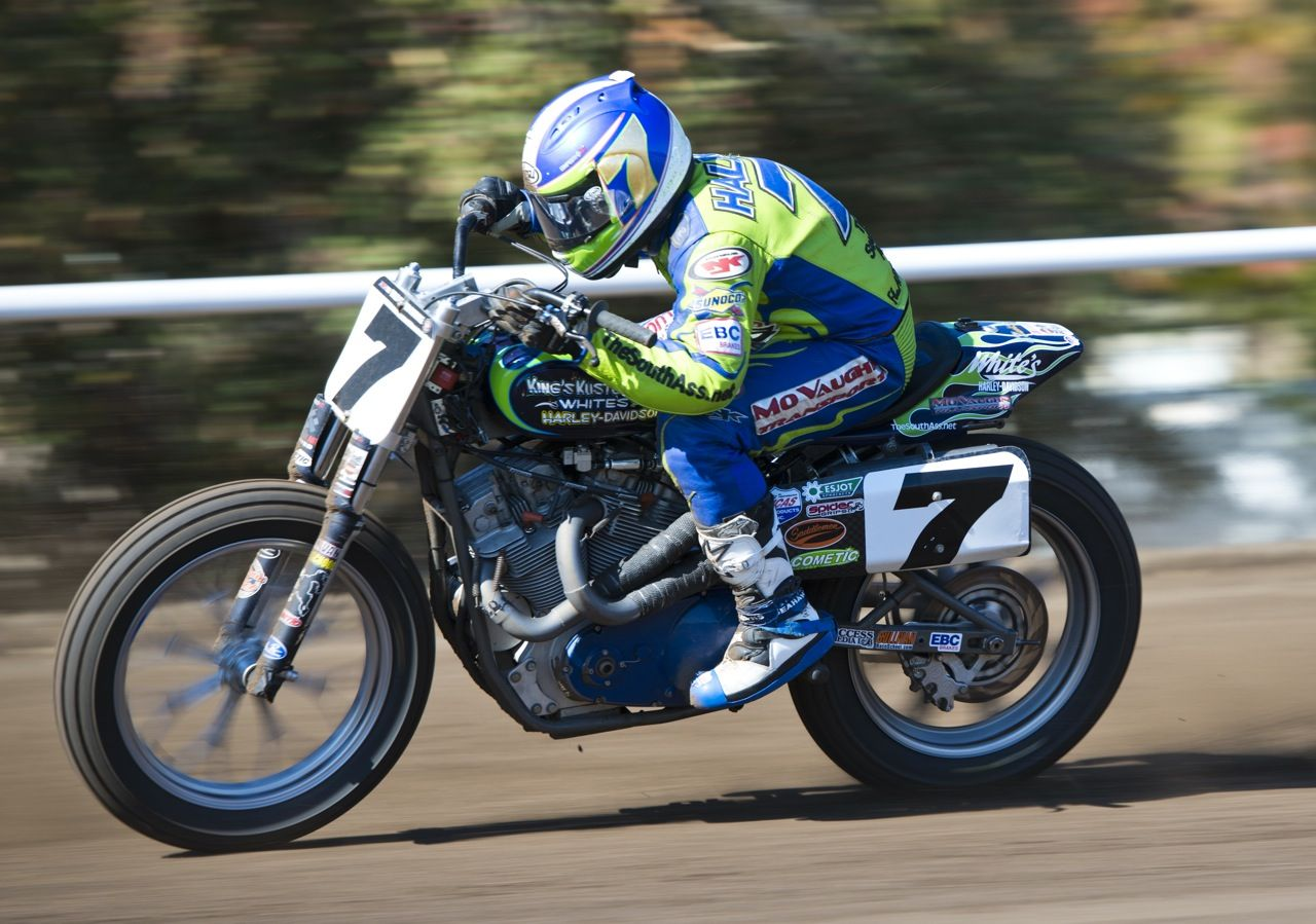 Sammy at the Santa Rosa Mile. photo by Yve Assad @ The Fast and Dirty