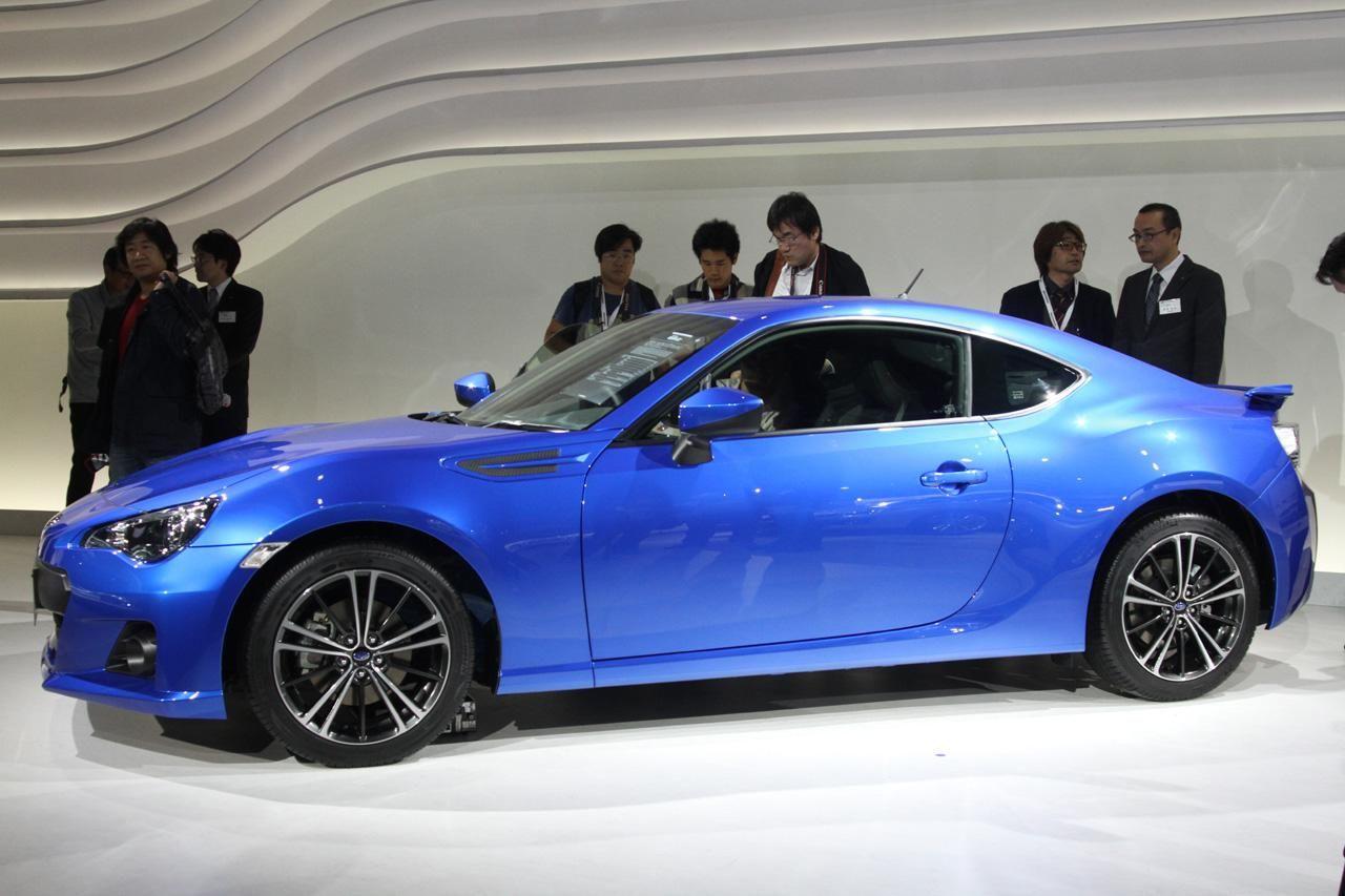 Subaru brz i never thought id drool over a subaru never say never ferrari freerunsca Choice Image