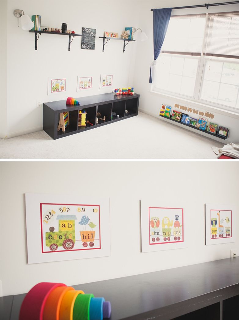 ideas montessori para decorar una habitacin infantil ahora soy mam