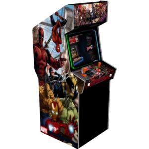 borne arcade marvel