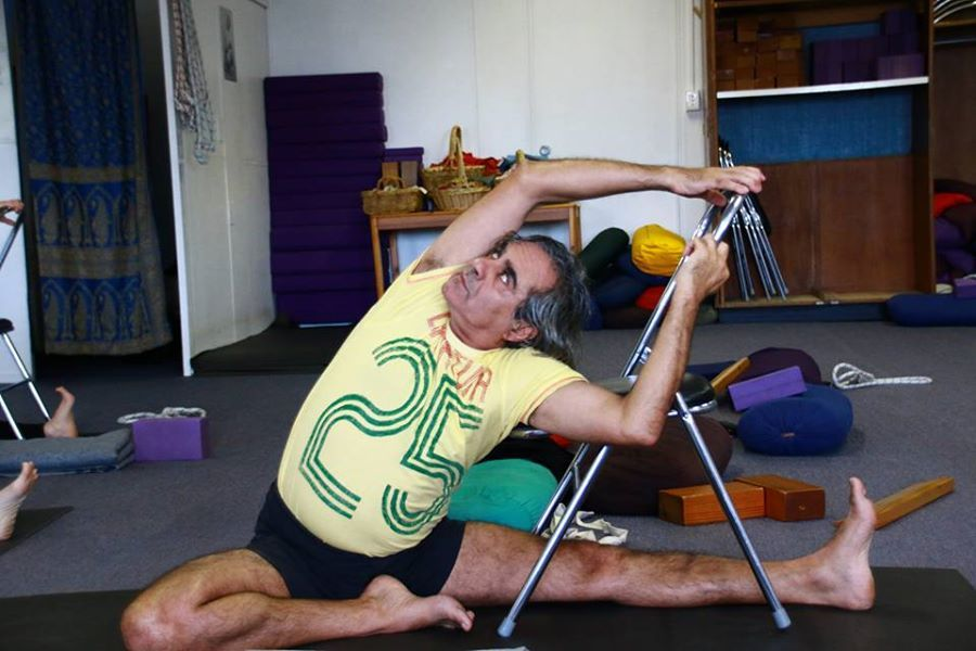 Parivrtta Janu Sirsasana Iyengar Yoga Yoga Asanas Lyengar Yoga