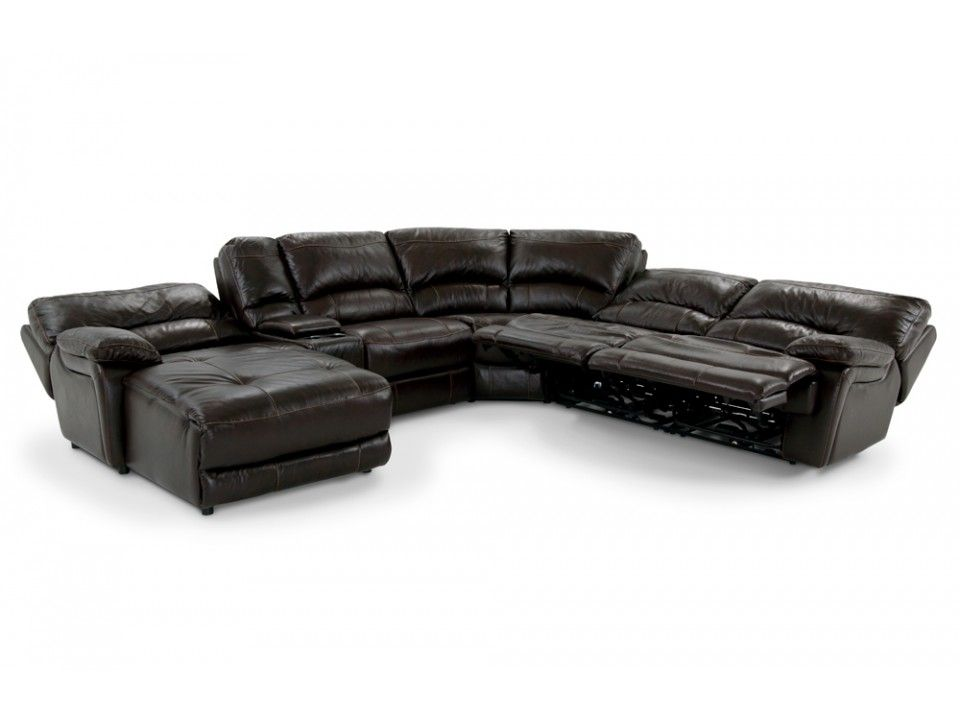 Atlas 6 Piece Right Arm Facing Sectional | Bobu0027s Discount Furniture