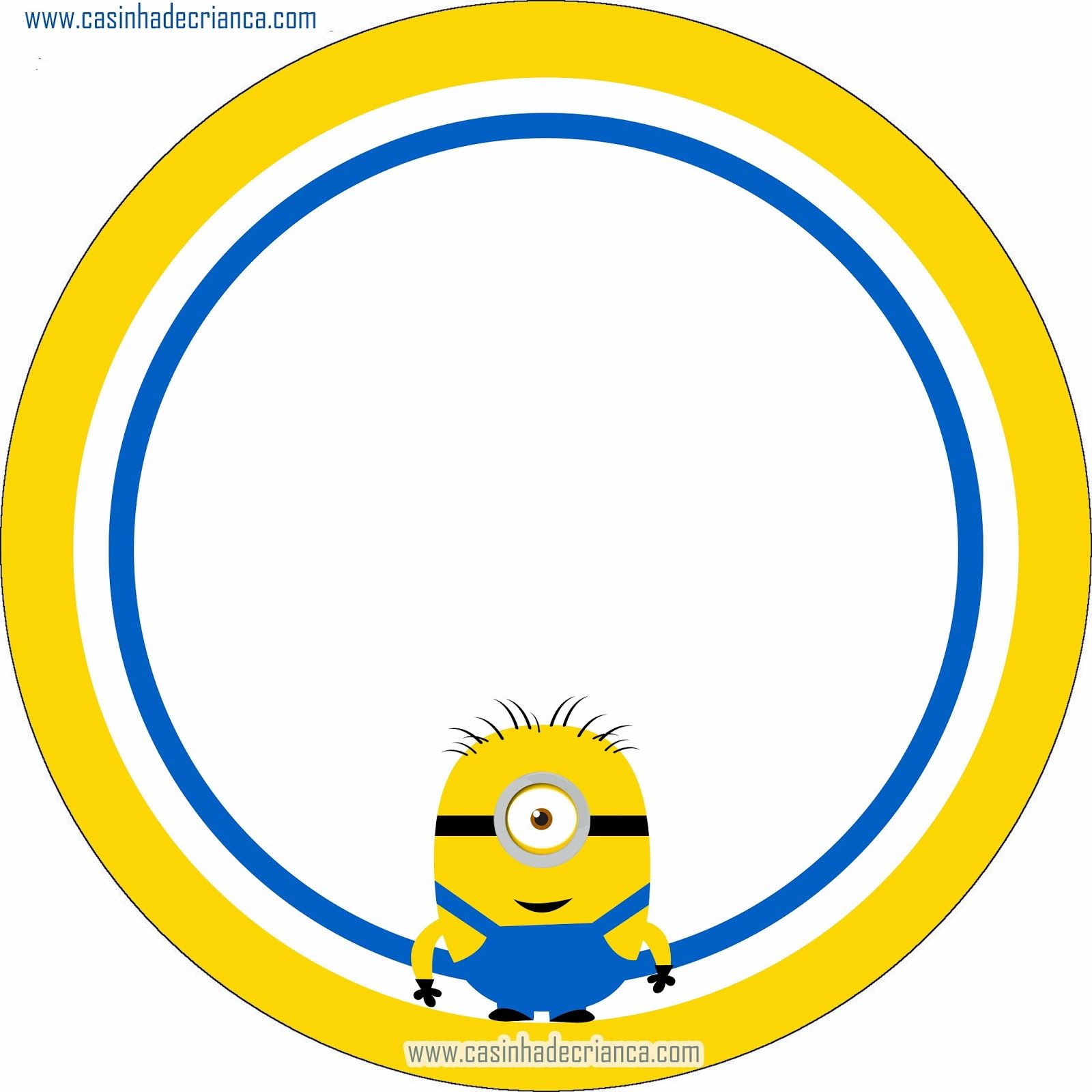 kit festa minions para imprimir gratis pinterest birthdays and