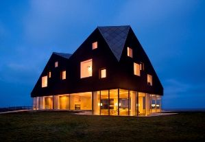 The Dune House - Thorpeness, in Suffolk