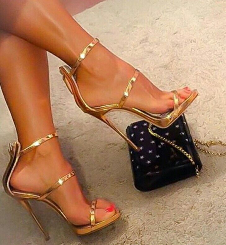 Cheap summer sandals, Buy Quality designer womens sandals directly from  China fashion women sandals Suppliers: Fashion Gold Metallic Leather Woman  Sandals ...