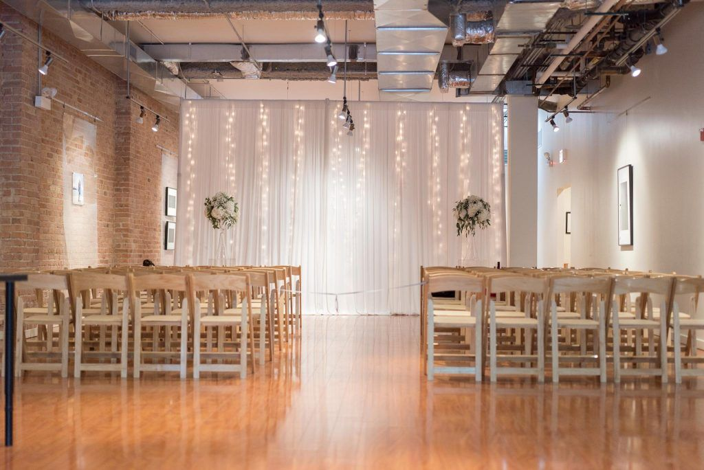 Browse photos of our gallery loft venue rent floating
