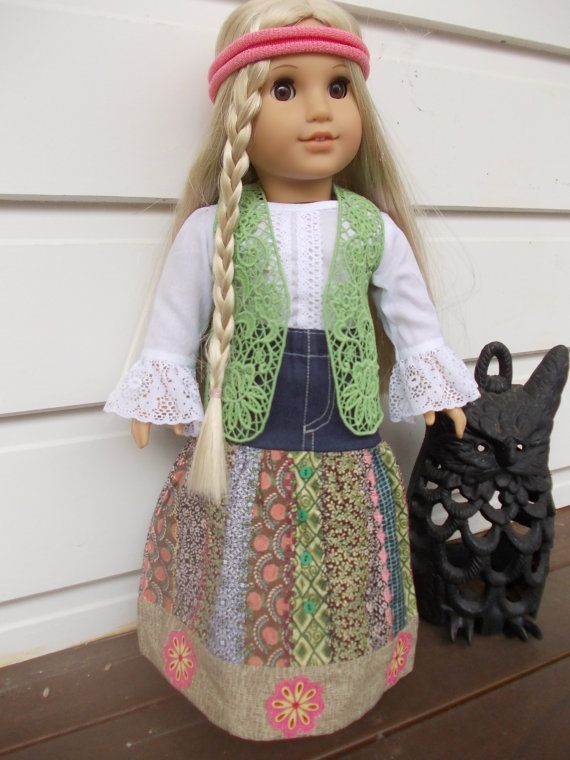 American Girl doll clothes by joyandhappy on Etsy | Rocky\'s ...
