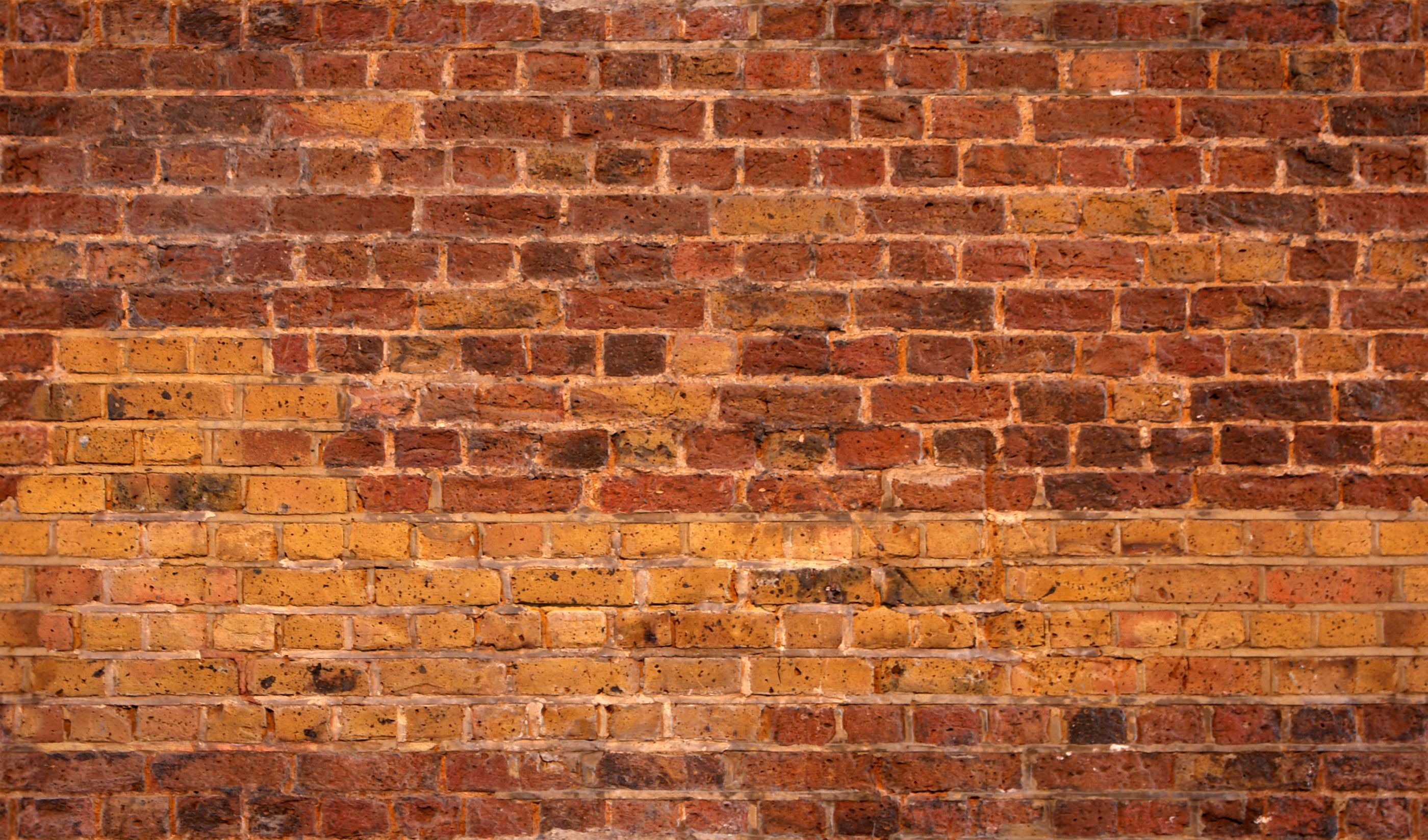 how to stand up brick styrofoamwall