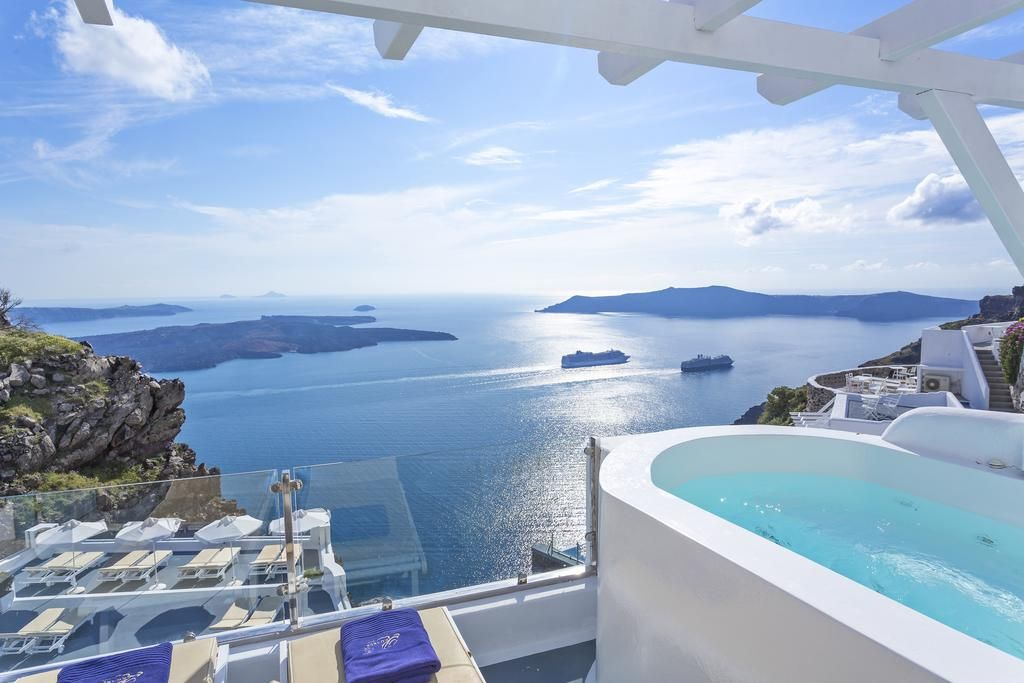 Santorini Hotels Pegasus Suites Spa One Of The Most Luxurious In Island Welcomes You To Destination