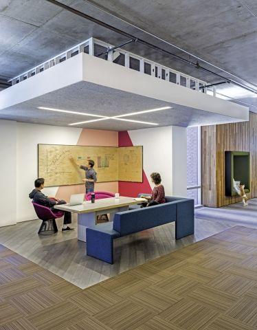 studio oa cisco meraki office. Cisco Meraki Office By Studio O+A - News Frameweb Oa
