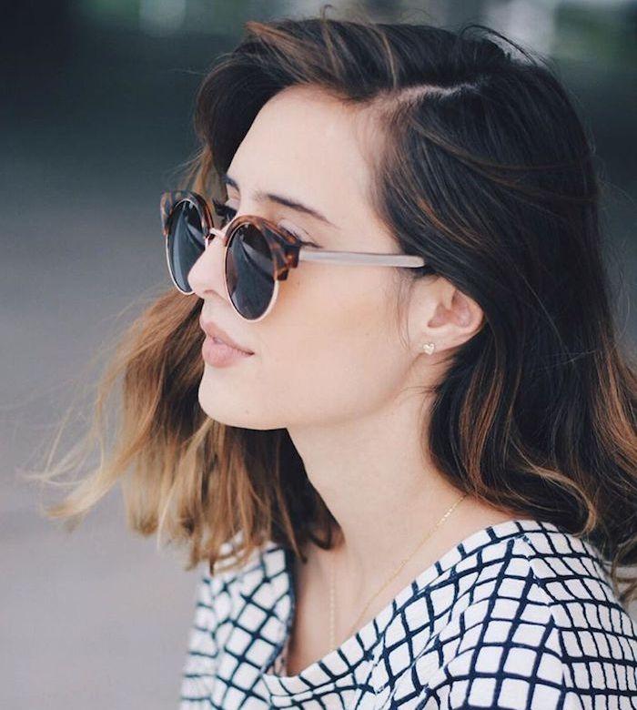 1001 + idées comment adopter le carré plongeant long | Hair styles, Fashion