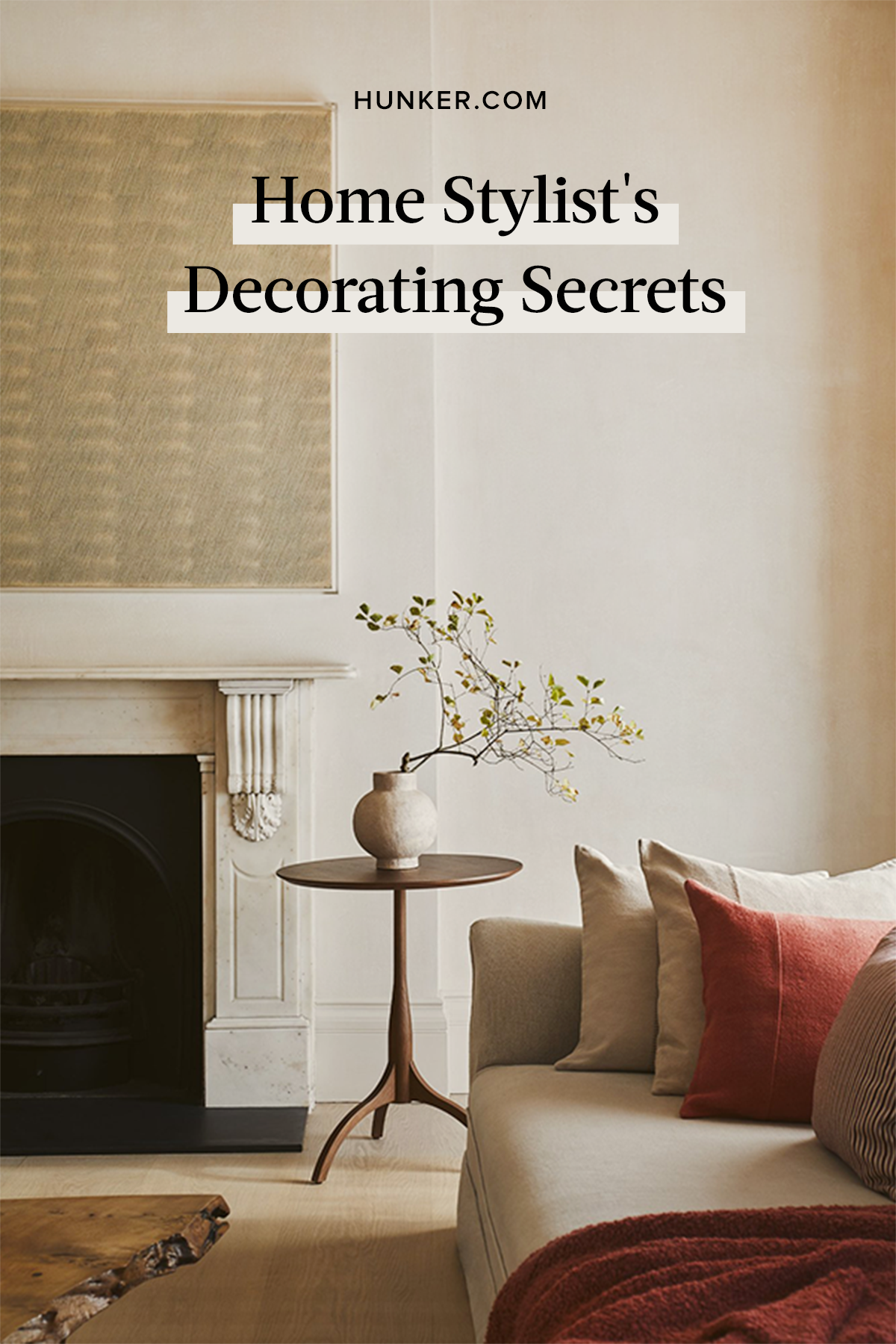 Ahead, home stylist reveals the color trends that will be in every stylish home this season, his favorite Zara Home pieces to work with, and the biggest decorating mistakes he always notices. #hunkerhome #zara #homedecor #decorideas #decoratingsecrets