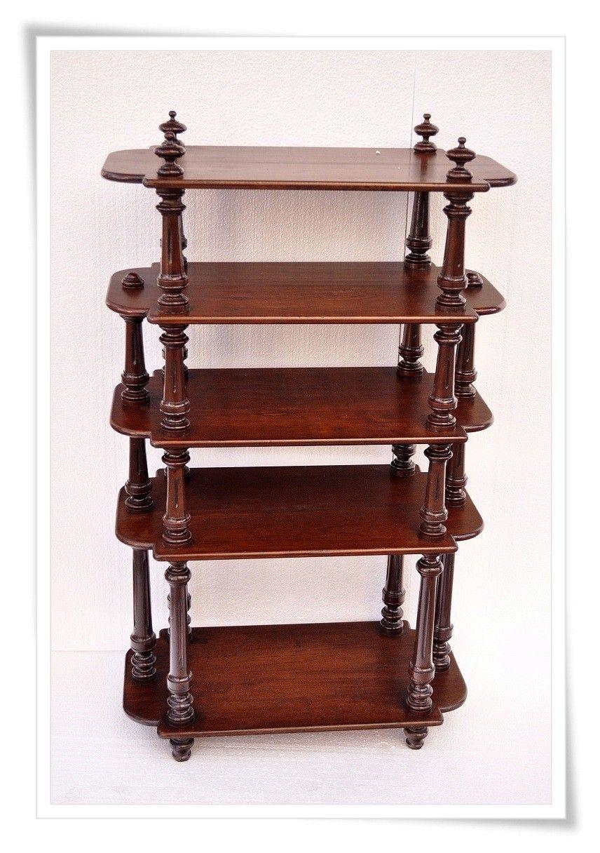 Revistero De Cedro Ref 7896 Antiguo Mueble De Madera De Cedro  # Muebles Coin Vert