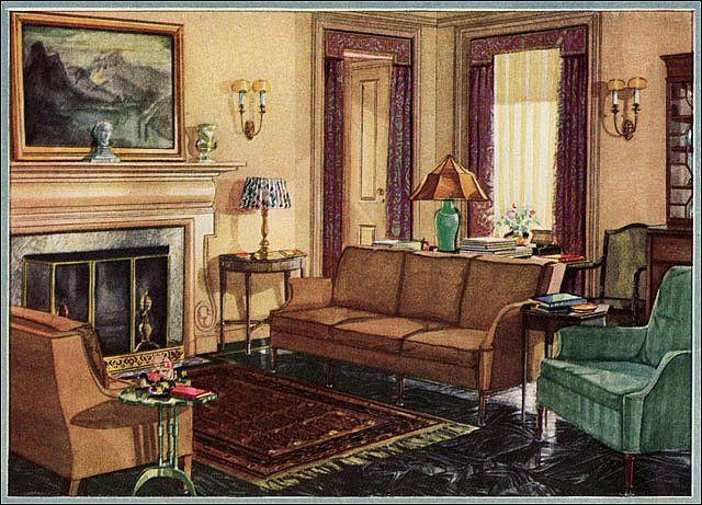 1929 home decor