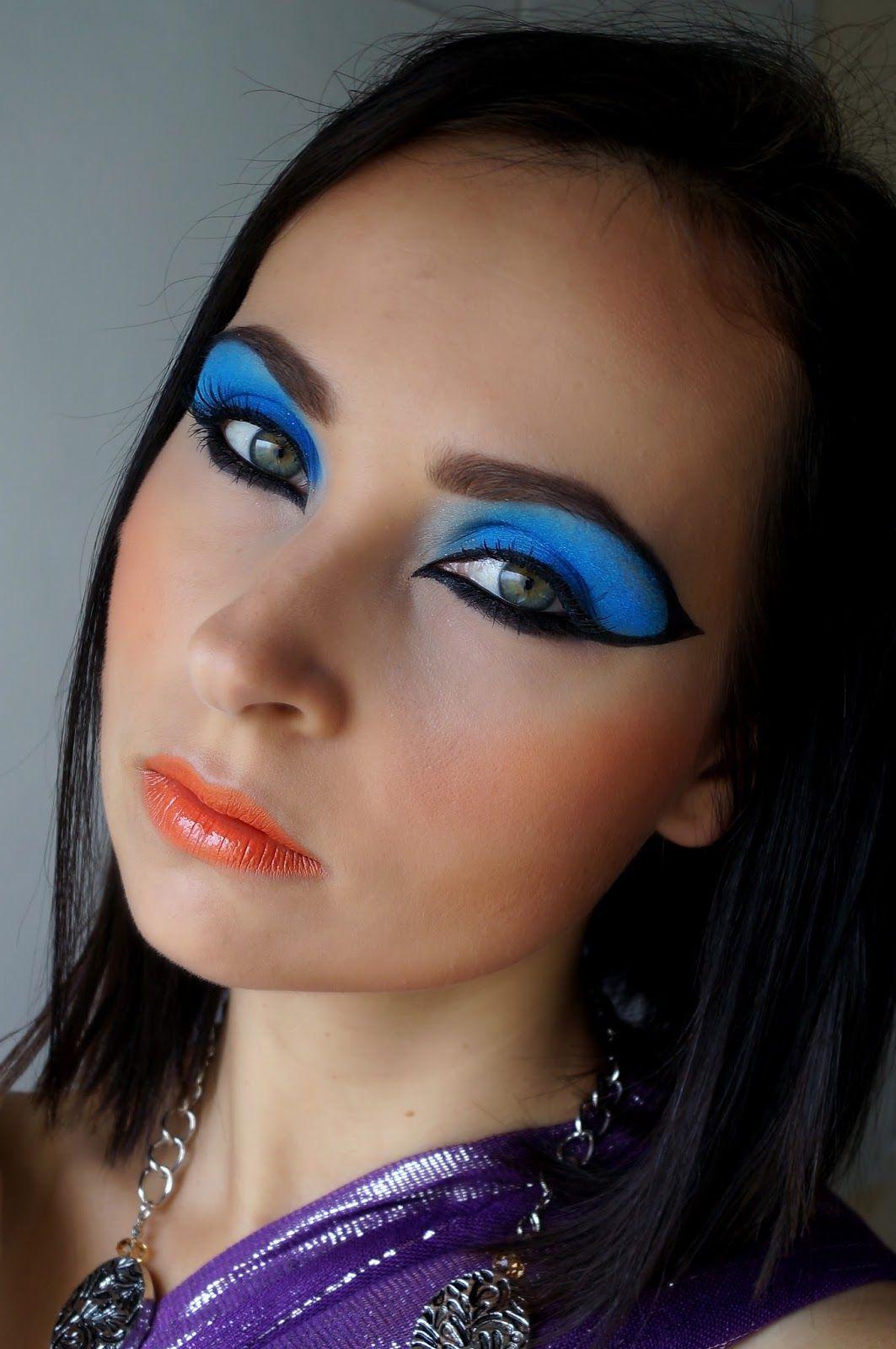Makeup Cleopatra Cleopatra makeup, Makeup, Makeup geek
