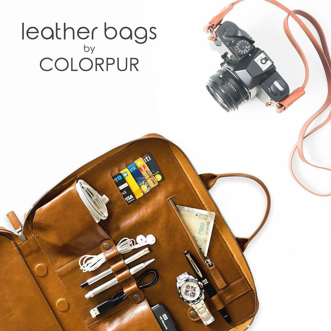 Have you checked out our beautifully minimal laptop bag? If not head to colorpur.com right now!  . #colorpur #leather #leatherbag #handmade #art #artist #minimalism #minimal #flatlay #love #fashion #fashionista #fashionblogger #fashionblog #fashionable #fashionstyle #ootd #ootdmagazine #ootdshare #style #styles #styleblogger #styleblog #streetstyle #streetwear #streetfashion#fashioninspo #styleinspiration #inspo #trend
