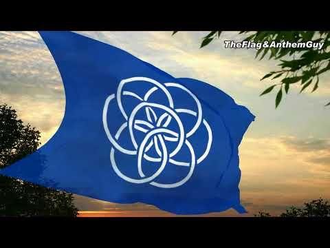 The International Flag of Planet Earth | NETZWELT