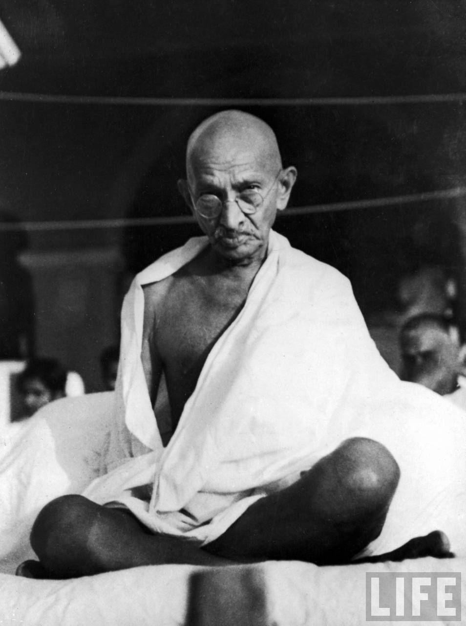 005 gandhi with a nice dark background Gandhi Mahatma
