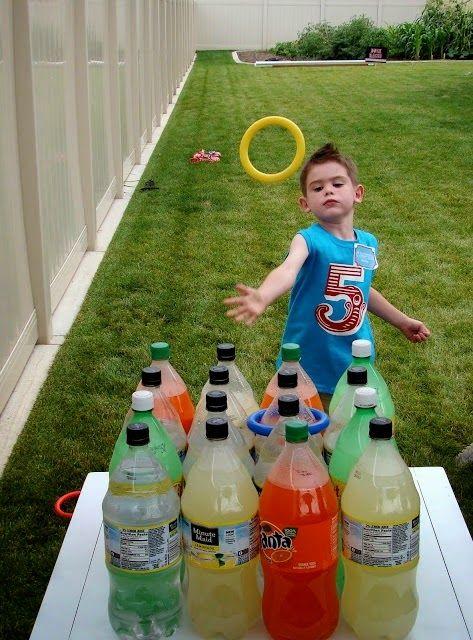 Juegos Divertidos Al Aire Libre Para Fiestas Infantiles Andre