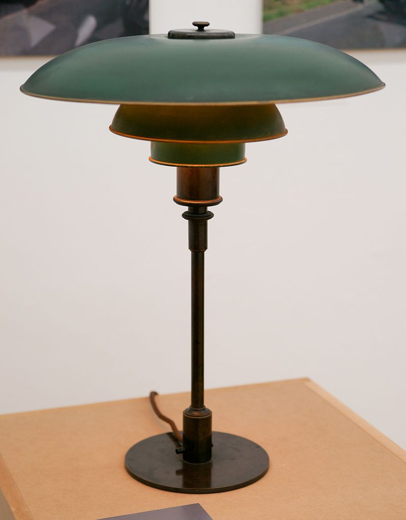 Poul henningsen ph 1941 lamp danish modern wikipedia the free encyclopedia