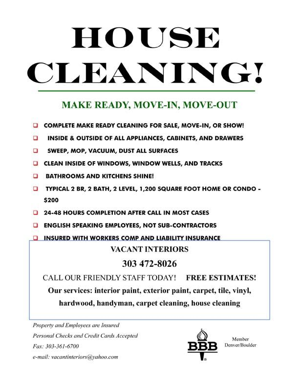 Pin By Stacey Angell Blouin On Starting My Own Cleaning